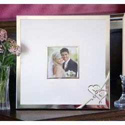 Lenox True Love Autograph Wedding Frame