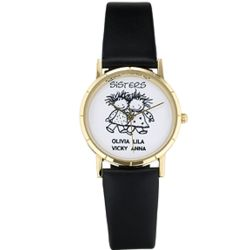 Marci Sisters Personalized Watch