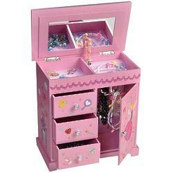 Girl's Krista Ballerina Musical Jewelry Box