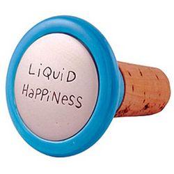 Liquid Happiness Wine Stopper