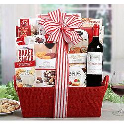 Vintners Path Cabernet Assortment Gift Basket