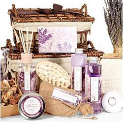 Deluxe Lavender Relaxation Spa Set