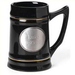 Personalized Medallion Ceramic Mug