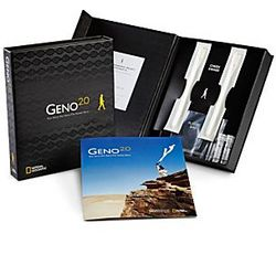 Geno 2.0 Genographic Project Participation and DNA Ancestry Kit