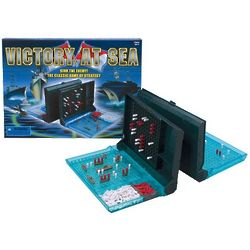 Victory at Sea Ship Battle Game