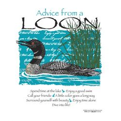 Advice from A Loon Sweatshirt
