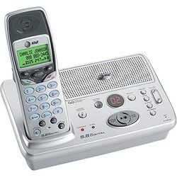 AT&T 5.8GHz Expandable Cordless Phone with Caller ID