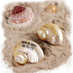 Personalized Turban Seashells