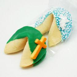 Custom Baptism Fortune Cookies