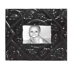 Small Reclaimed Tin Frame