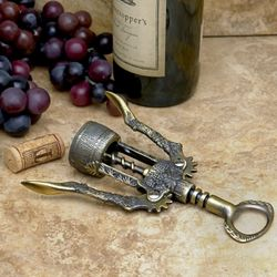 Provencal Winged Corkscrew