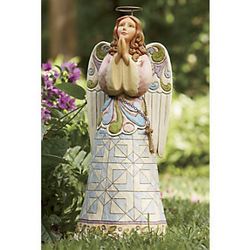 Garden Angel Figurine