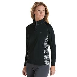 Women's Long-Sleeve UPF Swim Shirt