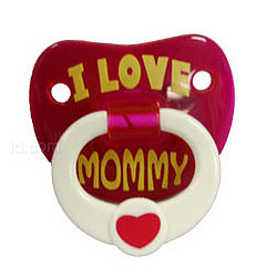 I Love My Mommy Pacifier