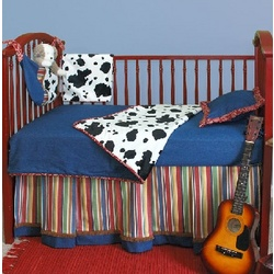 Western Toddler Bedding