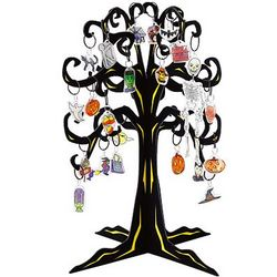Halloween Shrinky Dinks Charms and Tree Kit