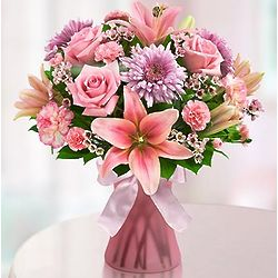 Sentimental Surprise Flower Bouquet