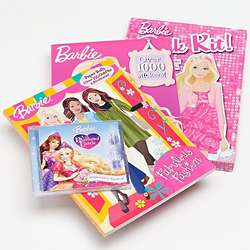 Barbie Activity Bundle