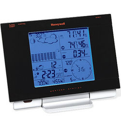 Advanced Weather Station with Temperature and Wind Speed