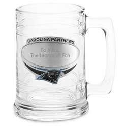Carolina Panthers Beer Mug