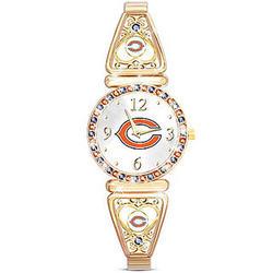 My Bears NFL Ultimate Fan Women's Wristwatch