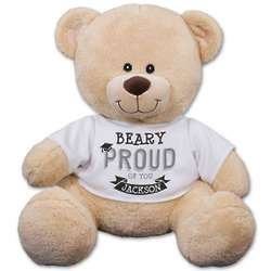 "11"" Beary Proud Graduation Teddy Bear"