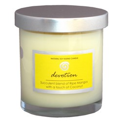 Coconut Mango Candle - Devotion
