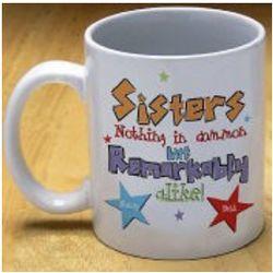 Remarkable Sisters Coffee Mug