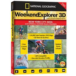 Weekend Explorer 3D - New York City Area Software