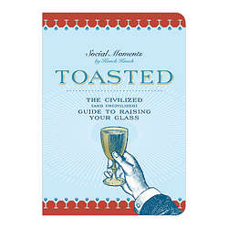 Toasted Book