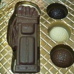 Chocolate Golf Gift Box