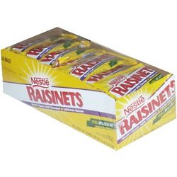 Raisinets Candy Bags