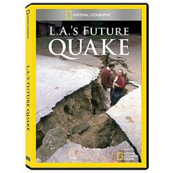 L.A.'s Future Quake DVD