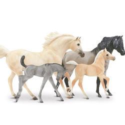 Cloud's Legacy Horse Set