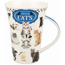 Popular Cats Bone China Mug