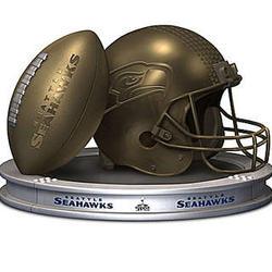 Blake Jensen Seattle Seahawks Pride Sculpture