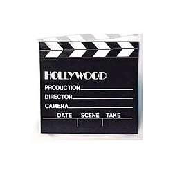 Large Movie Director Clapboard