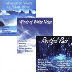 Soothing Nature Sounds CDs