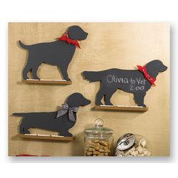 Doggie Wall Chalkboard