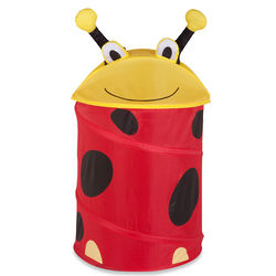 Pop Up Ladybug Hamper