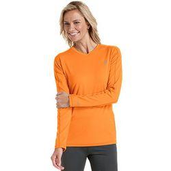 Women's Long-Sleeve UPF Fitness Shirt