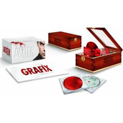 Dexter Complete Series DVD Collection