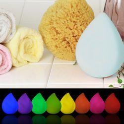 Water Drop Rainbow Bath Light