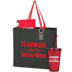 Teamwork Makes the Dream Work Gift Set
