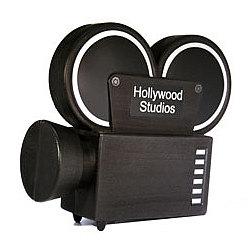Movie Camera Bank