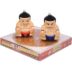 Wind-Up Sumo Wrestlers