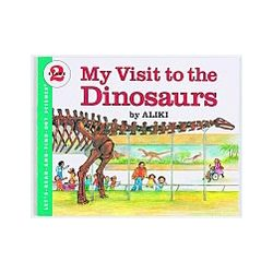 My Visit to the Dinosaurs Book