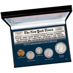 1912 Commemorative Titanic Coin Collection