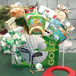 Golf Delights Large Gift Box