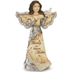 Loss of a Mother Sympathy Angel Figurine